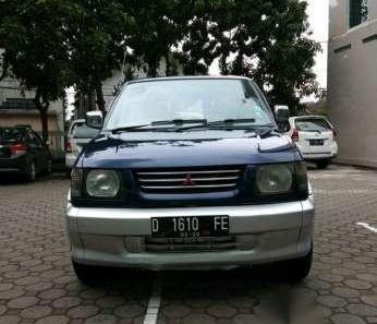 Mitsubishi Kuda Bensin Type Super Exceed Tahun 2001