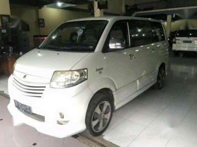 Suzuki APV Luxury 2010 Manual