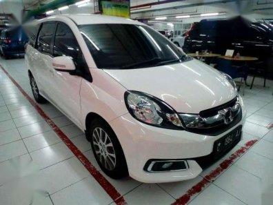 Honda Mobilio E Prestige CVT A/T 2014 Free Service