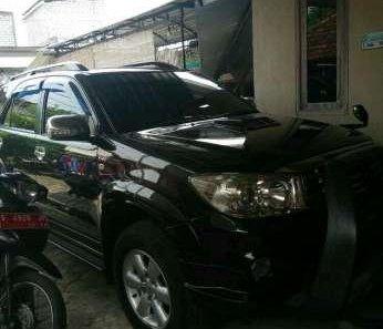 Jual Toyota Fortuner TRD 2.5 Diesel 2009-1