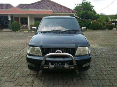 Toyota Kijang Manual Tahun 2000 Type LSX-1