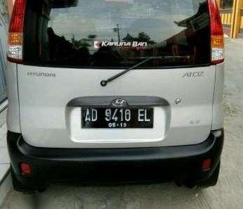 Mobil Dijual Hyundai Atoz GLS Tahun 2001 -1