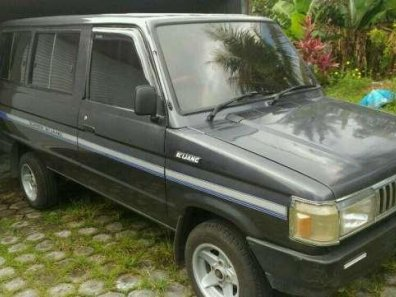 Toyota Kijang Manual Tahun 1990-1