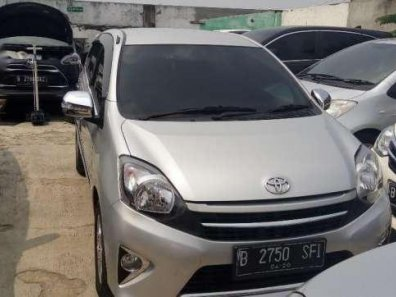 Toyota Agya G AT 2015-1
