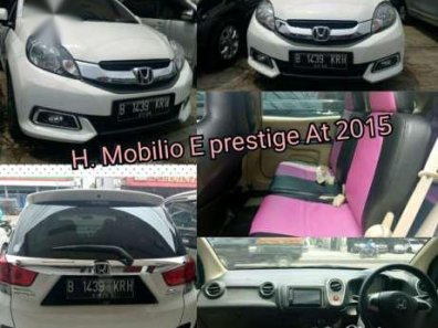 Honda Mobilio E Prestige 2015