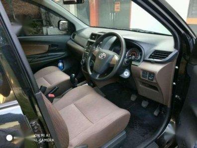 Toyota Avanza E 2016-1