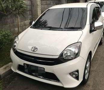Toyota Agya G 2013 Matic -1