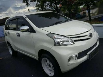 Toyota Avanza E 2014 -1