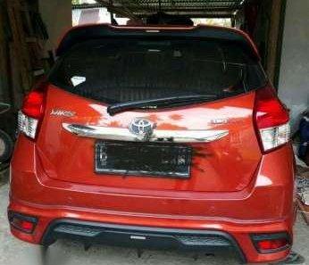 Toyota Yaris 2015 -1