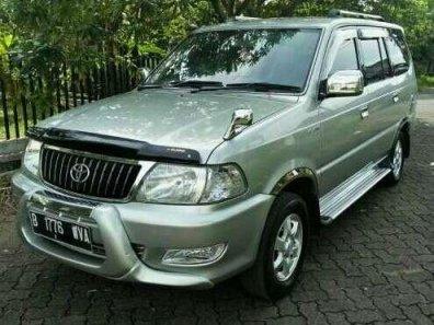 Toyota Kijang LGX 1.8 MT 2002 Silver-1