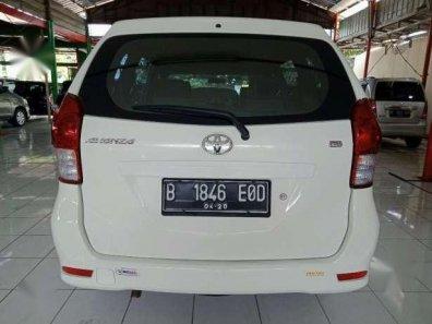 Toyota Avanza E 2015 MPV-1