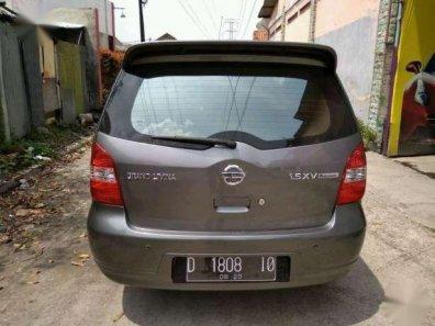 Nissan Grand Livina XV Automatic 2010 Grey-1