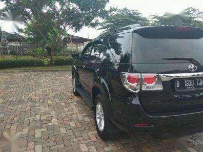 Toyota Fortuner G 2014 -1
