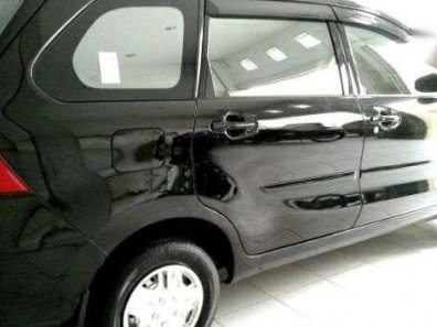 New Toyota Avanza G 2013 Hitam