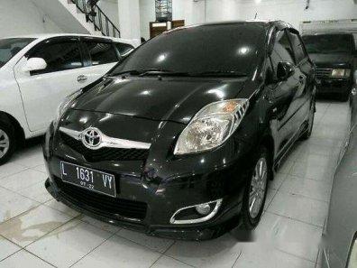 2012 Toyota Yaris-1