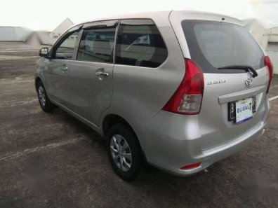Toyota Avanza Type E 2014  Manual-1