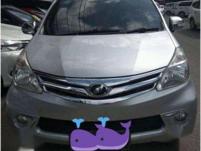 Toyota Avanza Silver Metalik Tahun 2012