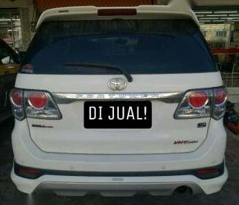 Toyota Fortuner TRD AT Tahun 2013 Automatic-1