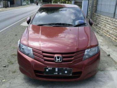 Honda New City 2011-1