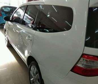 Nissan Grand Livina XV 1.5 At 2014 Putih-1