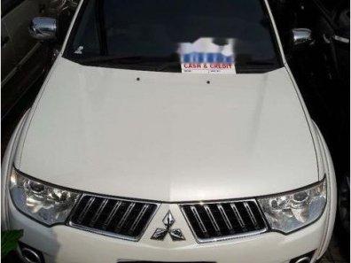 Mitsubishi Pajero Sport Exceed 2012 SUV-1
