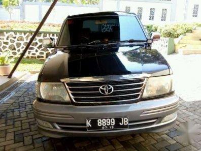 Toyota Kijang krista Luxury Limited Tahun  2004-1