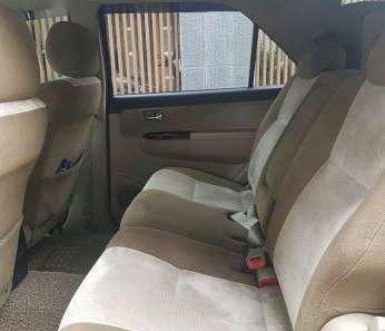 Toyota Fortuner G Vnt Diesel Matic Tahun 2014-1
