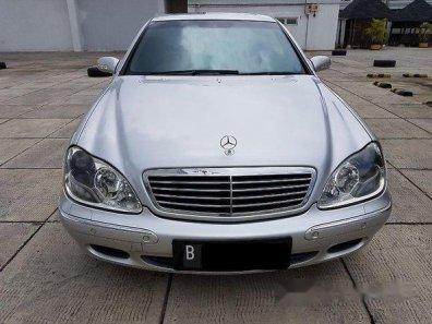 Mercedes-Benz S320 L A/T 2002-1