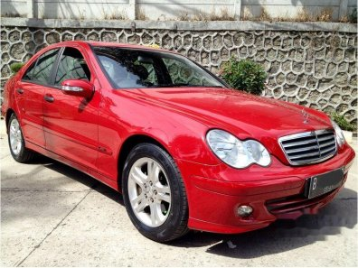 Dijual mobil Mercedes-Benz C240 Sport 2006 Sedan-1