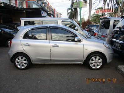 Jual Nissan March M/T 2012-1