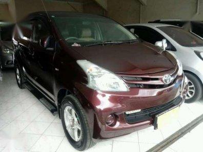 Jual mobil Toyota Avanza E 2012 -1