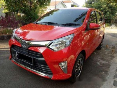 Jual Toyota Calya G 2018-1