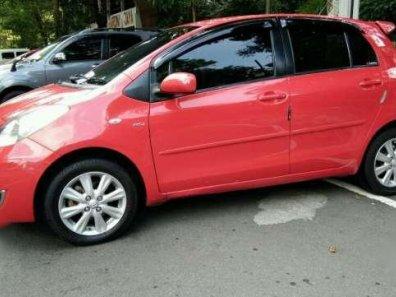 Jual mobil Toyota Yaris J 2011-1