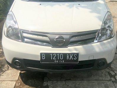 Jual Nissan Grand Livina SV 2012 (Nego)-1