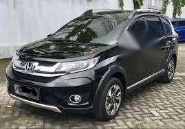 Dijual Honda BR-V S 2016-1