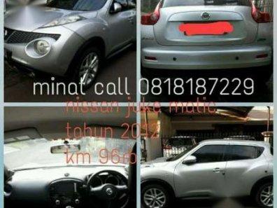 Jual mobil Nissan Juke RX Tahun 2012