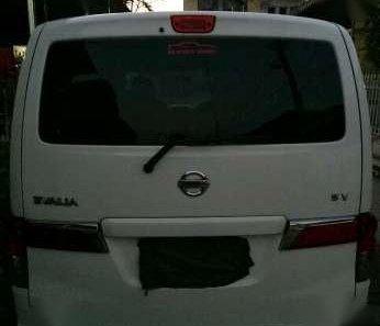Jual mobil Nissan Evalia SV Tahun 2012-1