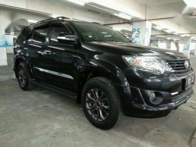 Jual murah Toyota Fortuner TRD 2014-1