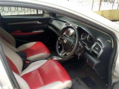 Jual mobil Honda City type E tahun 2013-1