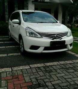 Jual Nissan Grand Livina SV 2014 -1