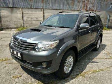 Jual mobil Toyota Fortuner G 2014-1