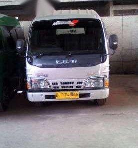 Jual mobil Isuzu Elf 2.8 Minibus Diesel 2014-1