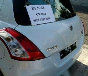 Jual mobil Suzuki Swift GX 2012-1