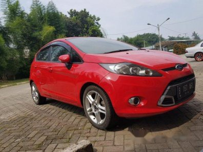 Dijual Ford Fiesta Sporty 2011-1