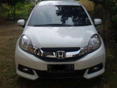 Dijual Honda Mobilio E 2014 Putih-1