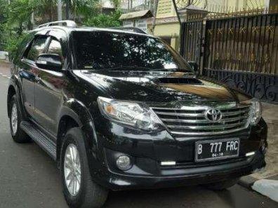 Jual Toyota Fortuner G Tahun 2013 -1