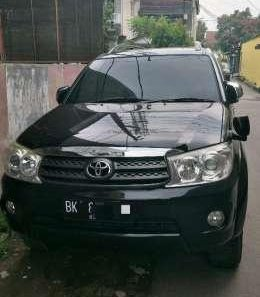 Jual mobil Toyota Fortuner G 2011-1