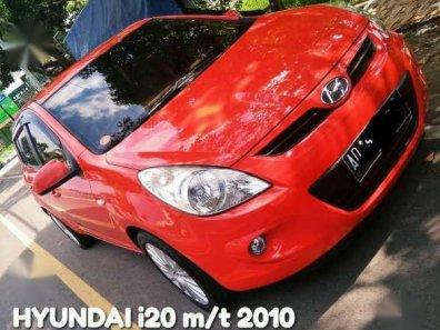 Jual Hyundai I20 Manual Istimewa 2010