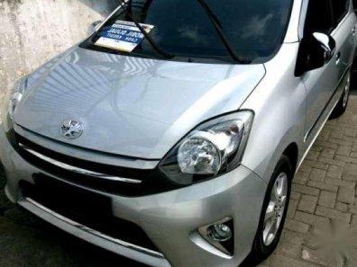 Jual Toyota Agya G Manual 2015
