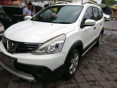 Nissan Grand Livina  2013 MPV dijual-1